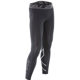 2XU M's Accelerate Compression Tights Black/Silver